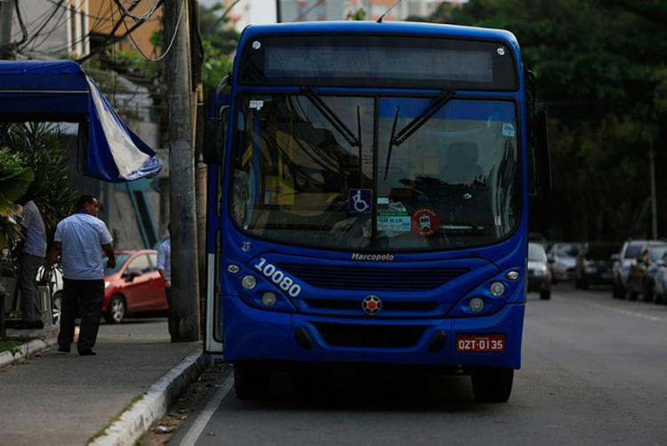 Ônibus voltam a circular no IAPI e em Santa Mônica