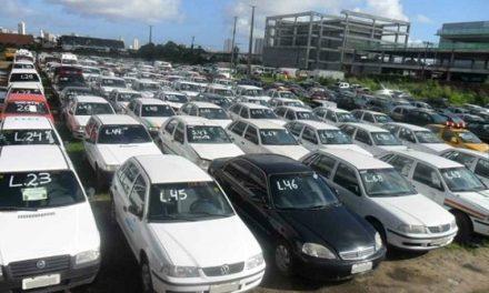 Delegacia de Furtos e Roubos convoca mais 45 proprietários de carros recuperados