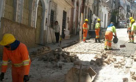 Para Conder realizar obras trechos do bairro da Saúde serão interditados nesta 5ª