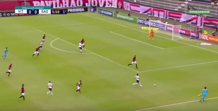 Vitória volta aos treinamentos nesta terça, 19, de olho no jogo contra o Atlético-MG