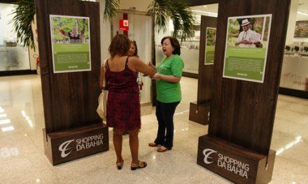 Exposição 'Diga Sim à Vida' incentiva doação de órgãos no Shopping da Bahia
