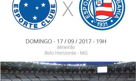 Cruzeiro x Bahia: pedreira no difícil caminho tricolor