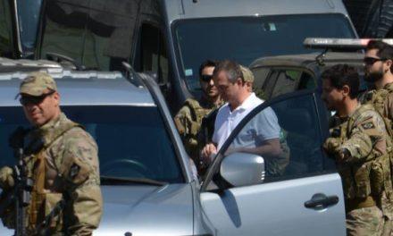 Já no DF, Joesley e Saud ficarão em celas separadas na Polícia Federal