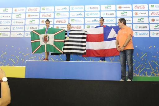 Atletismo dá medalha de prata à Bahia nos Jogos Escolares da Juventude