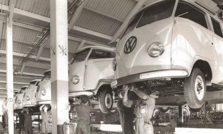 De 1957 a 2013 a Kombi feita no Brasil transportou sonhos e gerações
