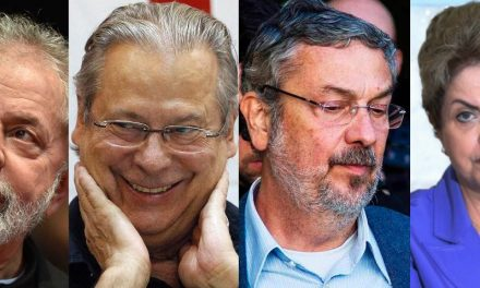 Condenado duas vezes pela Lava Jato, José Dirceu diz que prefere morrer a ser um delator como Palocci