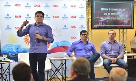 Prefeitura lança Festival Virada Salvador