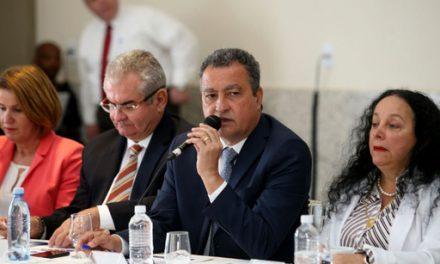 Caravana do Pacto pela Vida reúne autoridades da Segurança Pública em Irecê