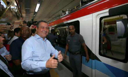 Metrô de Salvador avança mais 7,5 km e chega até Mussurunga