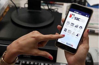 Aplicativo SAC Mobile completa um ano de funcionamento com 58 mil downloads
