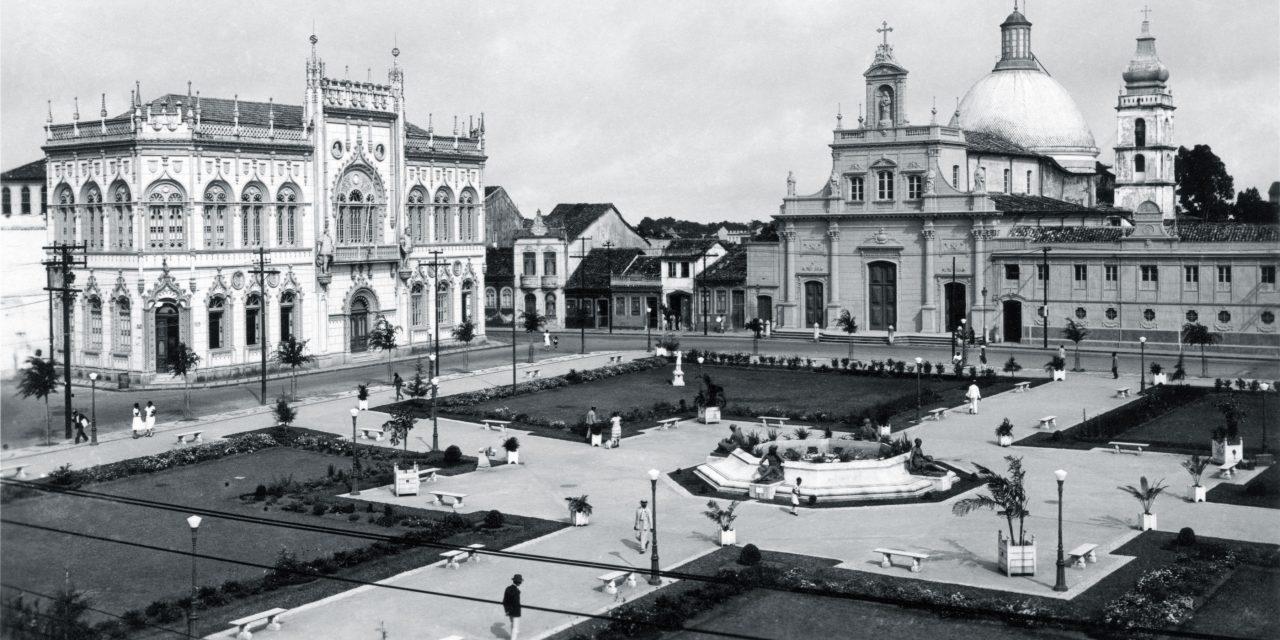 Praça da Piedade – um ponto especial para muitos baianos - Farol News ebbec55009d40