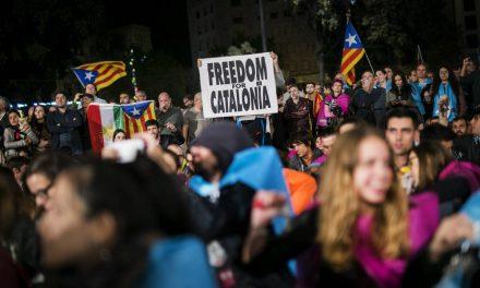 90% votam pela independência da Catalunha
