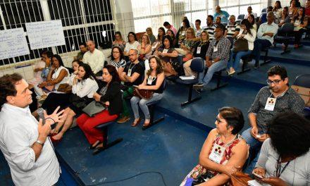 Encontro de coordenadores de núcleos de educação termina nesta sexta (27) em Feira de Santana