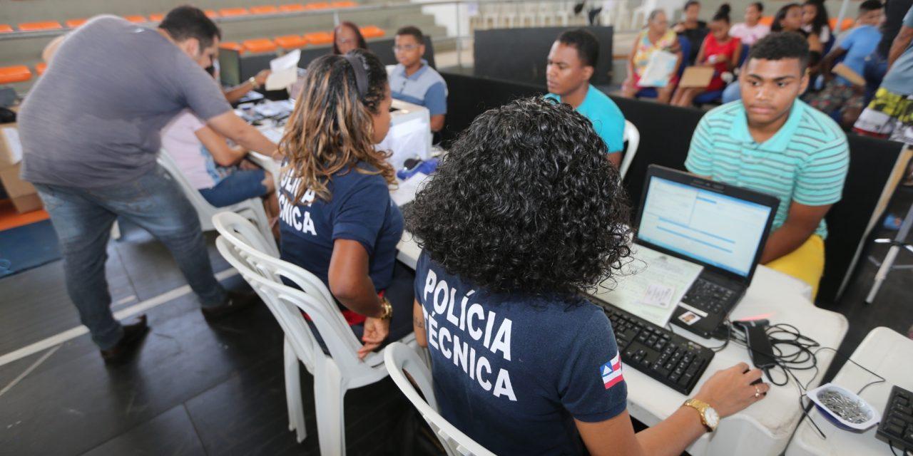 Governo do Estado lança Projeto Conexão Trabalho