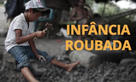 Estudo mostra que o Brasil não cumpre meta de erradicar trabalho infantil até 2016