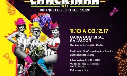 """Prossegue exposição """"Alô, Alô, Terezinha… 100 Anos de Chacrinha"""" na Caixa Cultural"""
