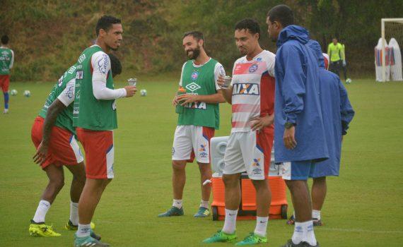 Bahia segue para o RJ com o objetivo do pontuar contra o Flamengo, nesta quinta
