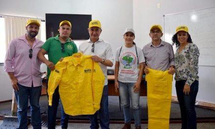 Brigadas do oeste recebem mais equipamentos do Bahia sem Fogo