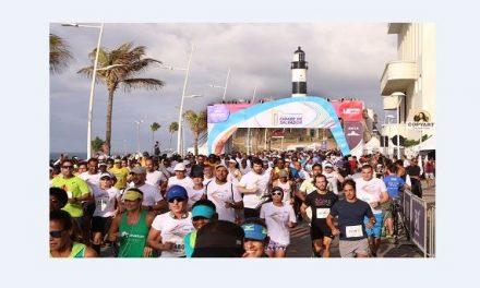 Maratona de Salvador reúne mais de 3.500 corredores e entra pro calendário de grandes eventos esportivos