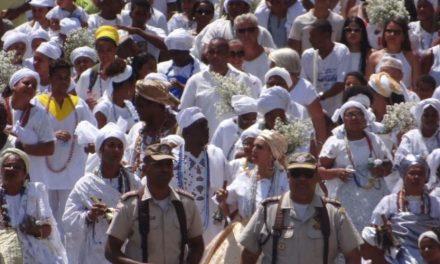 Valença: PM marca presença em tradicional festa religiosa