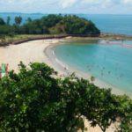 Selo Bandeira Azul em praia de Ilha dos Frades será renovado nesta quarta (12)