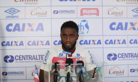 Jogadores do Bahia falam em algo mais além de fugir do rebaixamento