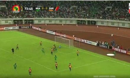 Nigerianos também garantem vaga para a Copa do Rússia