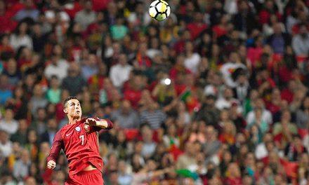Portugal garante vaga na Rússia ao vencer a Suíça nesta terça, 10