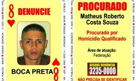 Polícia prende integrante do Baralho do Crime suspeito de tráfico de drogas e homicídio