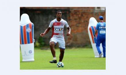 Bahia anuncia em seu site que devolverá Rodrigão ao Santos