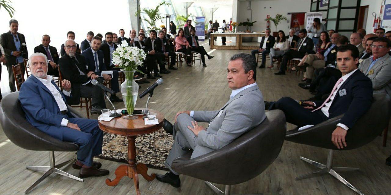 Governador apresenta sucesso das PPPs na Bahia durante Fórum