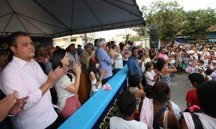 Rui Costa anuncia inauguração de policlínica regional em Teixeira de Freitas