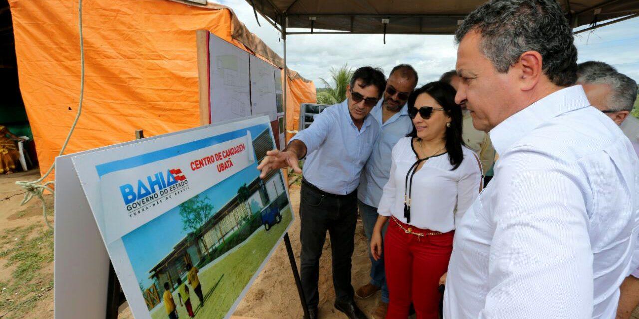 Centro de Canoagem em Ubatã tem obras autorizadas por Rui Costa