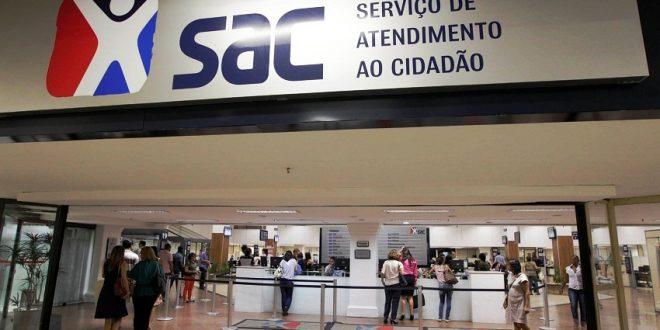 Rede SAC funciona normalmente na sexta-feira (13)