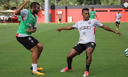 Jogadores do Vitória querem atenção redobrada com Diego Souza no jogo contra o Sport