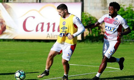 Bahia embarca neste sábado para enfrentar o Fluminense com contrato de Zé Rafael ampliado