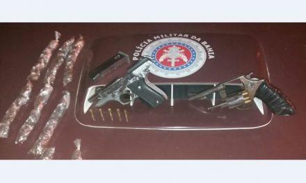 PM desmonta ponto de venda de drogas em São Cristóvão e dois suspeitos morrem durante confronto