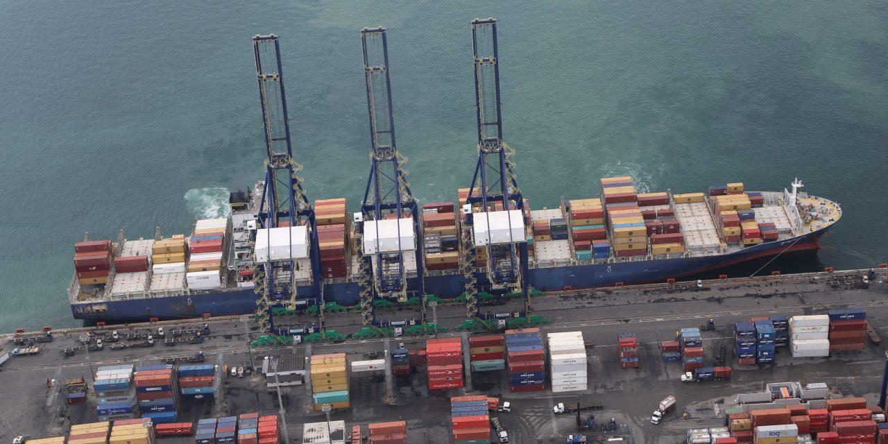 Exportações baianas crescem 32,3% em setembro