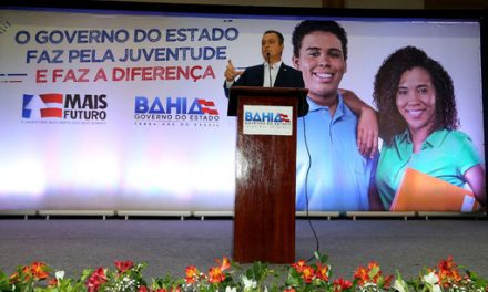 Governador anuncia publicação de segundo edital do Mais Futuro