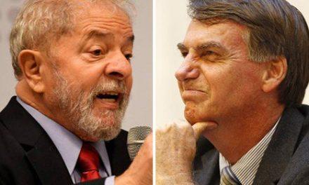 Para 2018 Lula e Bolsonaro saem na frente, diz Ibope