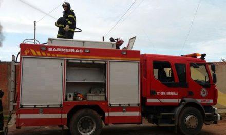 Corpo de Bombeiros intensifica ações de combate a incêndios no oeste baiano