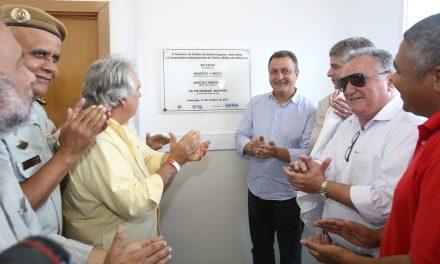 Governo entrega unidade da PM e cadastros rurais em Itamaraju