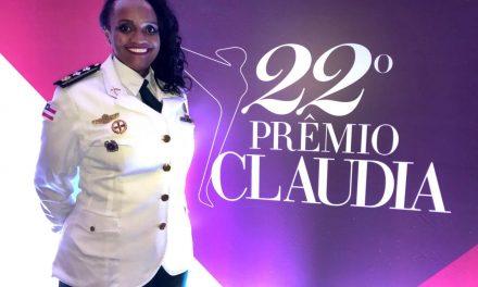 Major da PM baiana conquista prêmio da revista Cláudia