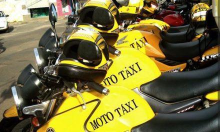 Prazo para mototaxistas entregarem documentação termina em 31 de outubro