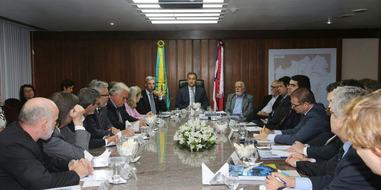 Oportunidades de negócios na Bahia são apresentadas a embaixadores europeus