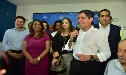 Prefeitura inaugura espaço lúdico para crianças vítimas de violência na Liberdade