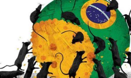 Pesquisa revela que para brasileiro corrupção atrapalha mais o país que violência e pobreza
