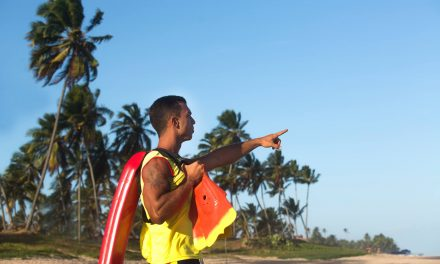 Salvamar alerta para condições das praias neste final de semana