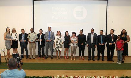 Prêmio reconhece ações inovadoras de servidores estaduais