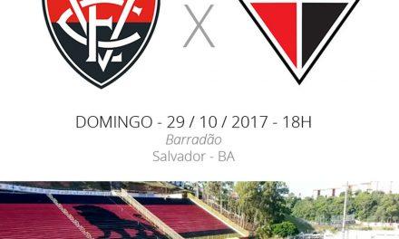 Vitória x Atlético-GO: 1º e último do Z4 com promoção de ingressos